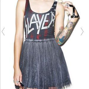 Slayer dress iron fist